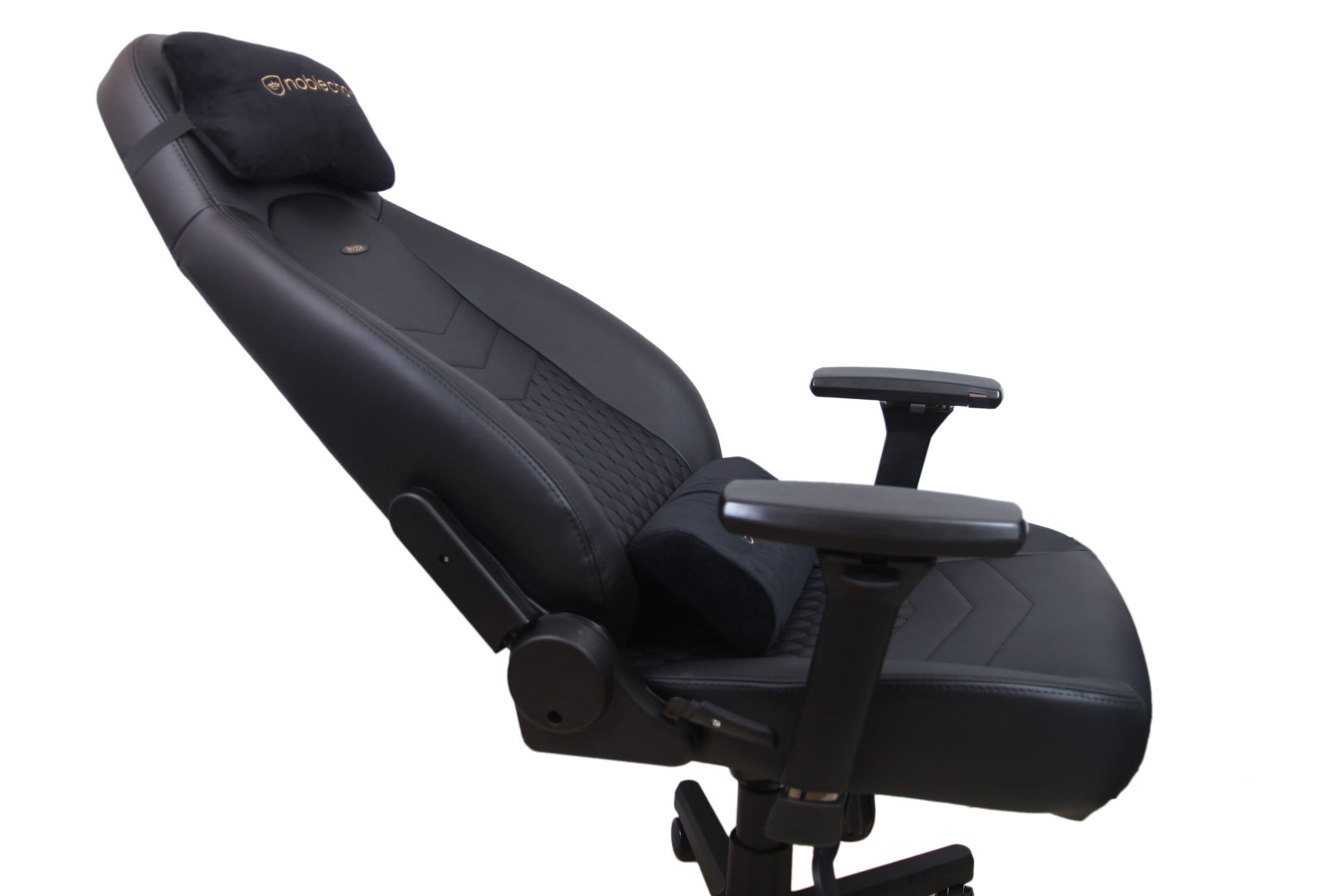 Spectacular The Icon can ut lean back until it is flat like some of the gaming chairs we have looked at in the past can but it does still lean to