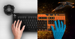 Logitech unveils Bridge virtual keyboard accessory for HTC's Vive