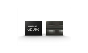 Samsung outs 16Gb GDDR6 performance figures