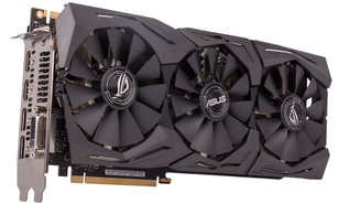 Asus GeForce GTX 1070 Ti ROG Strix Advanced Review