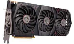 MSI GeForce GTX 1080 Ti Gaming X Trio Review