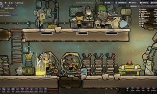 Oxygen Not Included Preview