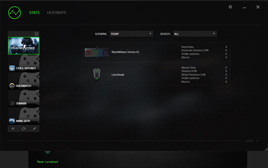 Razer Lancehead Review | bit-tech net