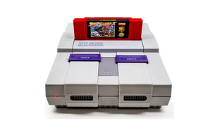 Street Fighter II SNES re-release comes with fire warning