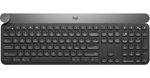 Logitech unveils Craft keyboard with Crown dial