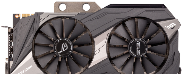 Asus GeForce GTX 1080 Ti ROG Poseidon Platinum Review