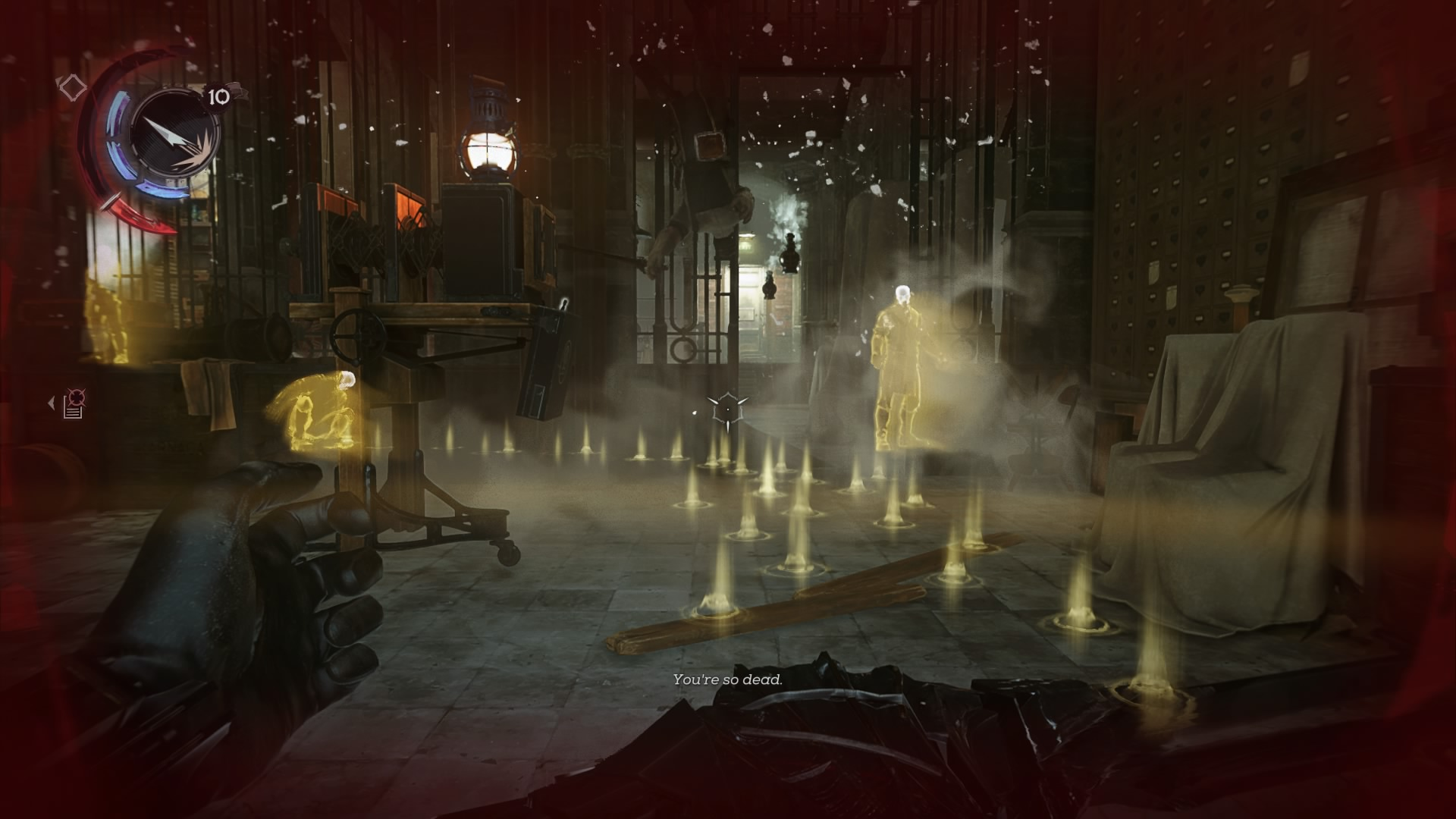 Image result for dishonored death of the outsider clockwork