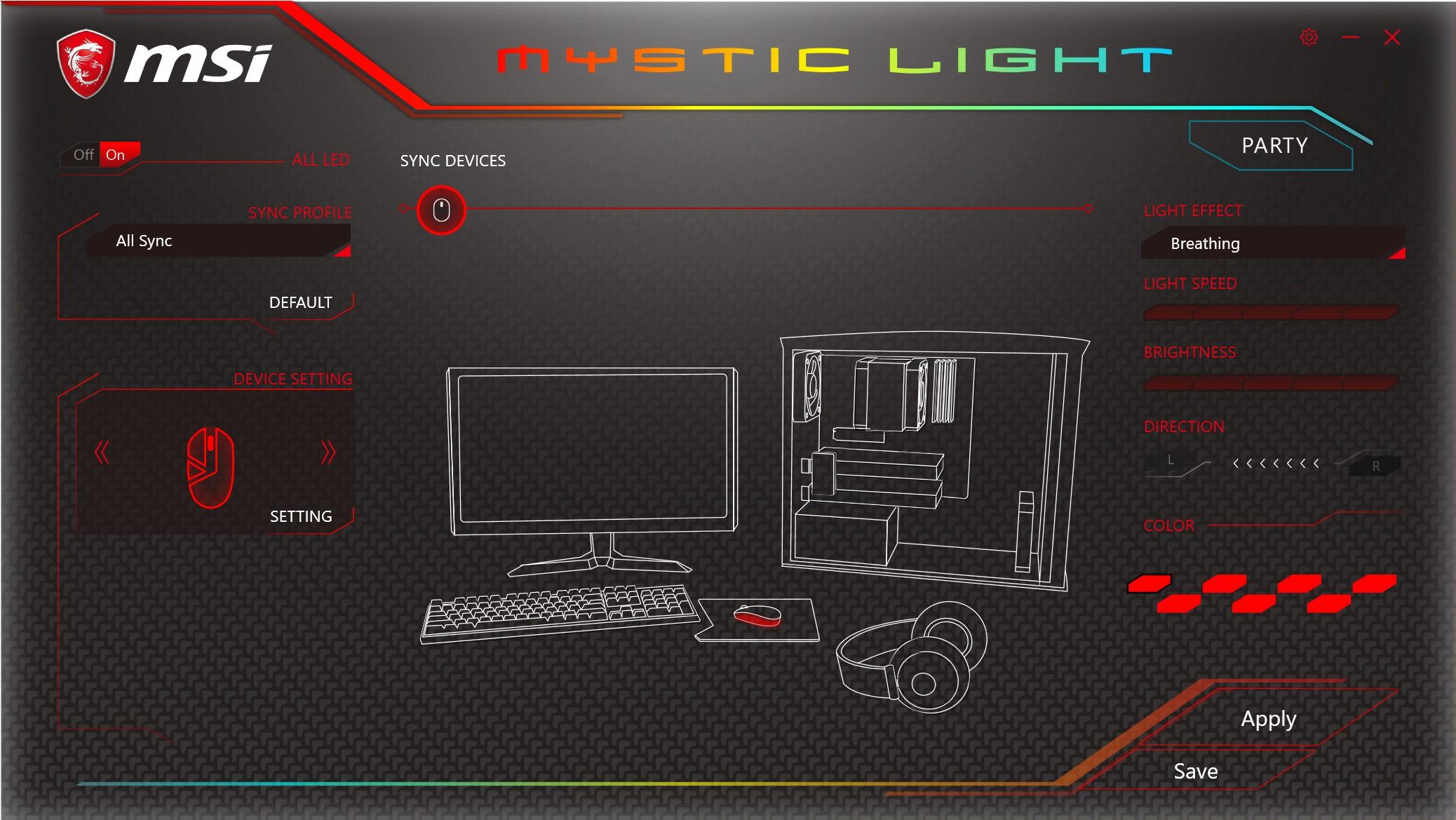 MSI Clutch GM60 Review | bit-tech net