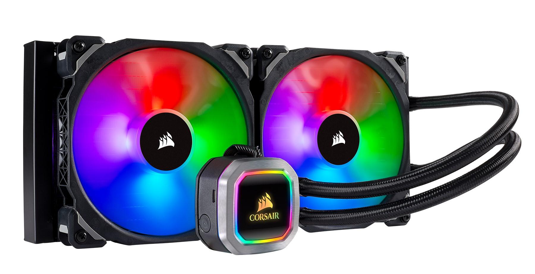 Corsair H100i RGB Platinum Review | bit-tech net