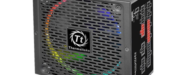 Thermaltake Toughpower Grand RGB Gold (RGB Sync Edition) 850W Review