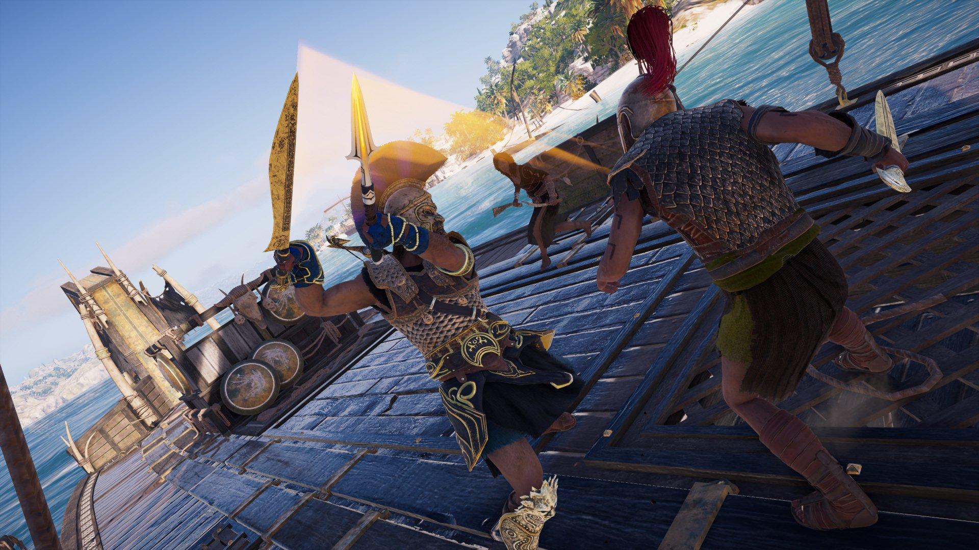 Assassin's Creed Odyssey Review   bit-tech.net