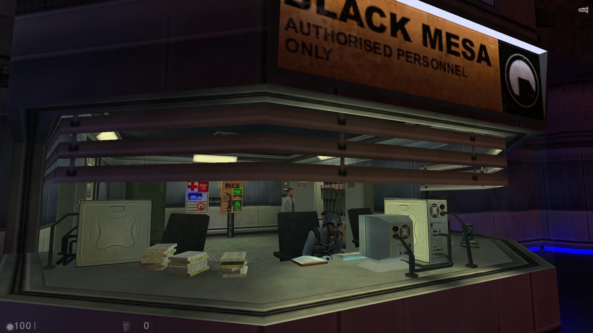 Mod Focus: Half-Life: Echoes   bit-tech net