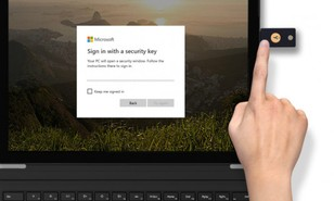 Microsoft goes passwordless with FIDO2 support