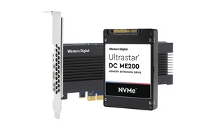 WD announces Ultrastar Memory Extension Drive range