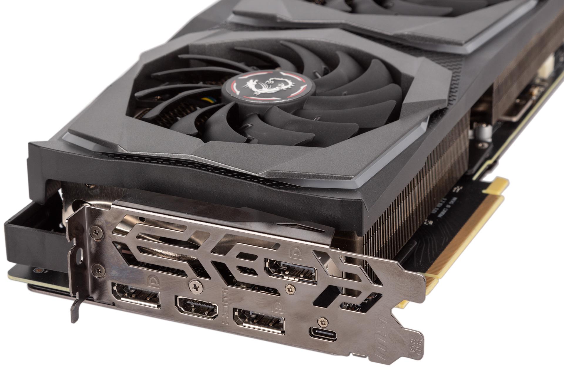 MSI GeForce RTX 2070 Gaming Z Review   bit-tech net