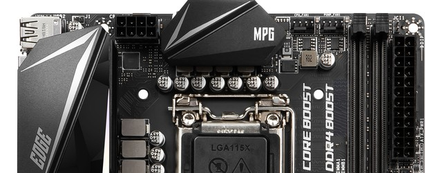 MSI MPG Z390I Gaming Edge AC Review