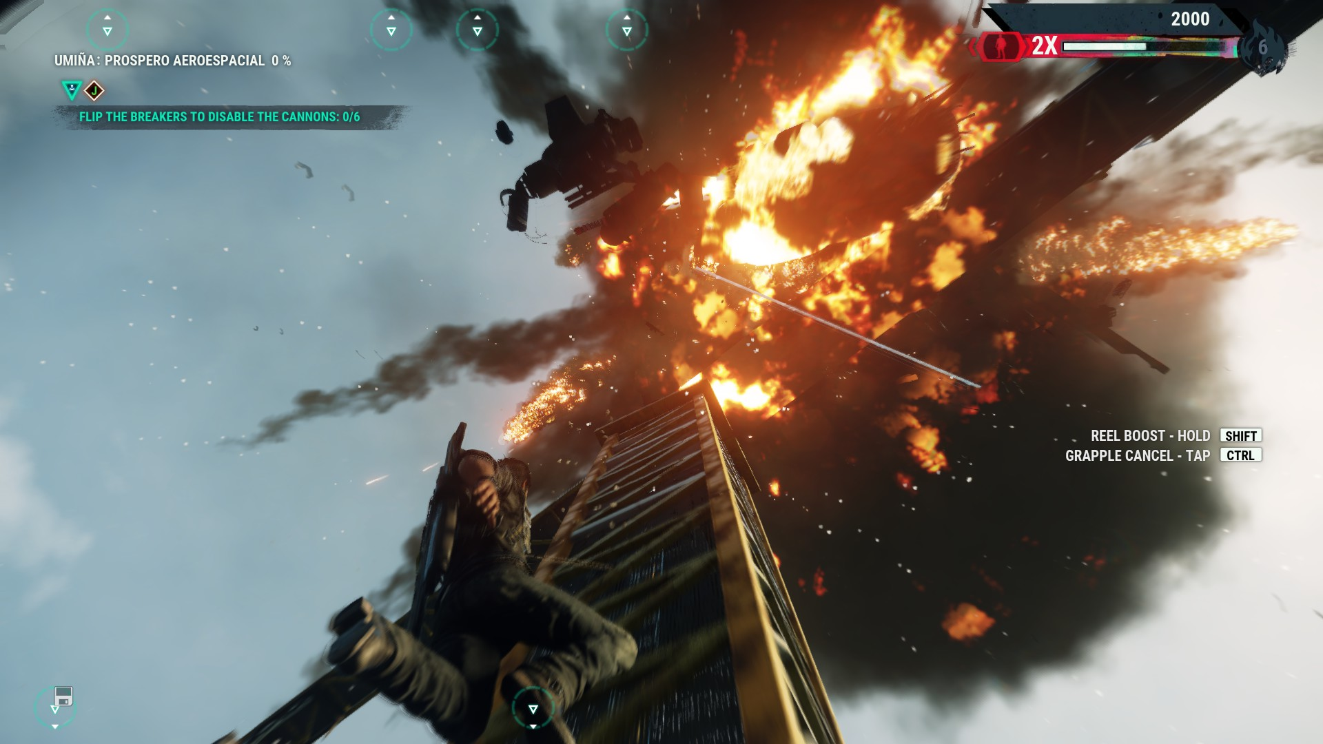 moon base just cause 4 - photo #9