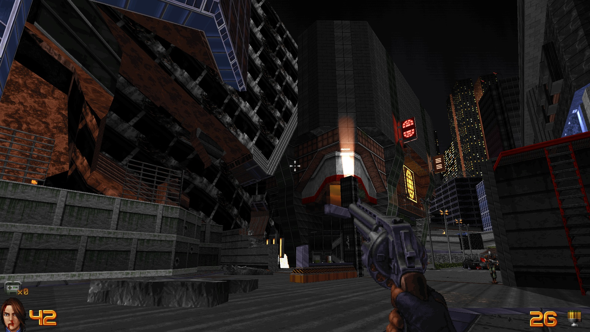 Dusk, Ion Maiden, and the 90s Shooter Revival | bit-tech net