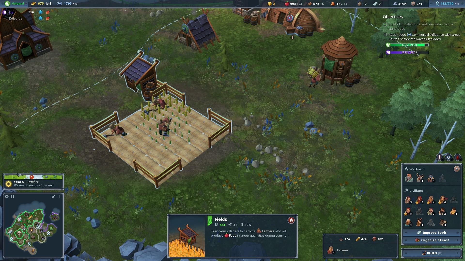 Northgard Review | bit-tech net