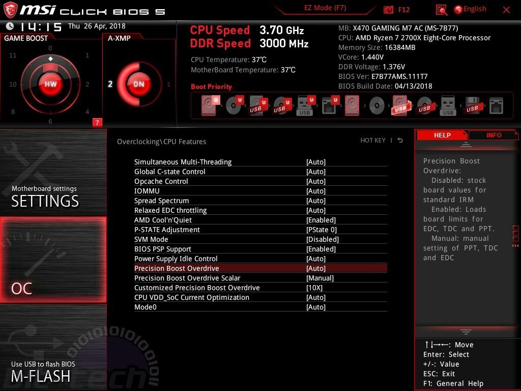 Gigabyte x470 aorus ultra gaming overclocking guide