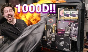 Corsair Obsidian 1000D Mega-Build: Project Log Intro