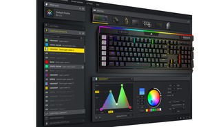 Corsair showcases iCUE software, Vengeance RGB Pro memory, and more