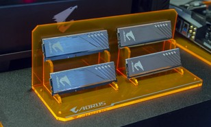 Gigabyte launches Aorus-branded DDR4