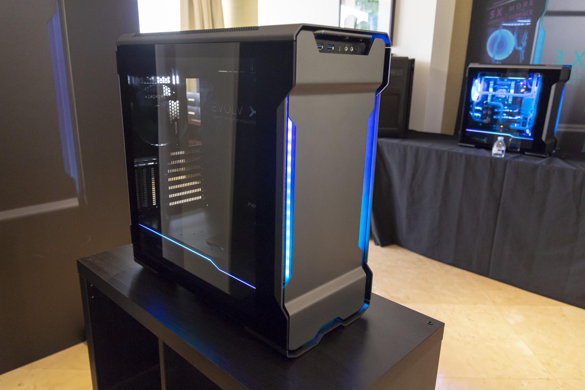 Phanteks Reveals Evolv X Case And More Bit Tech Net