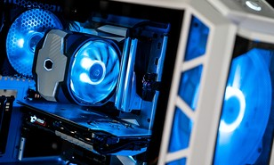 Video: Cooler Master H500P Mesh White Modded RGB Build