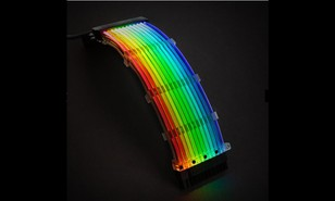 Lian Li announces Strimer RGB LED ATX cable