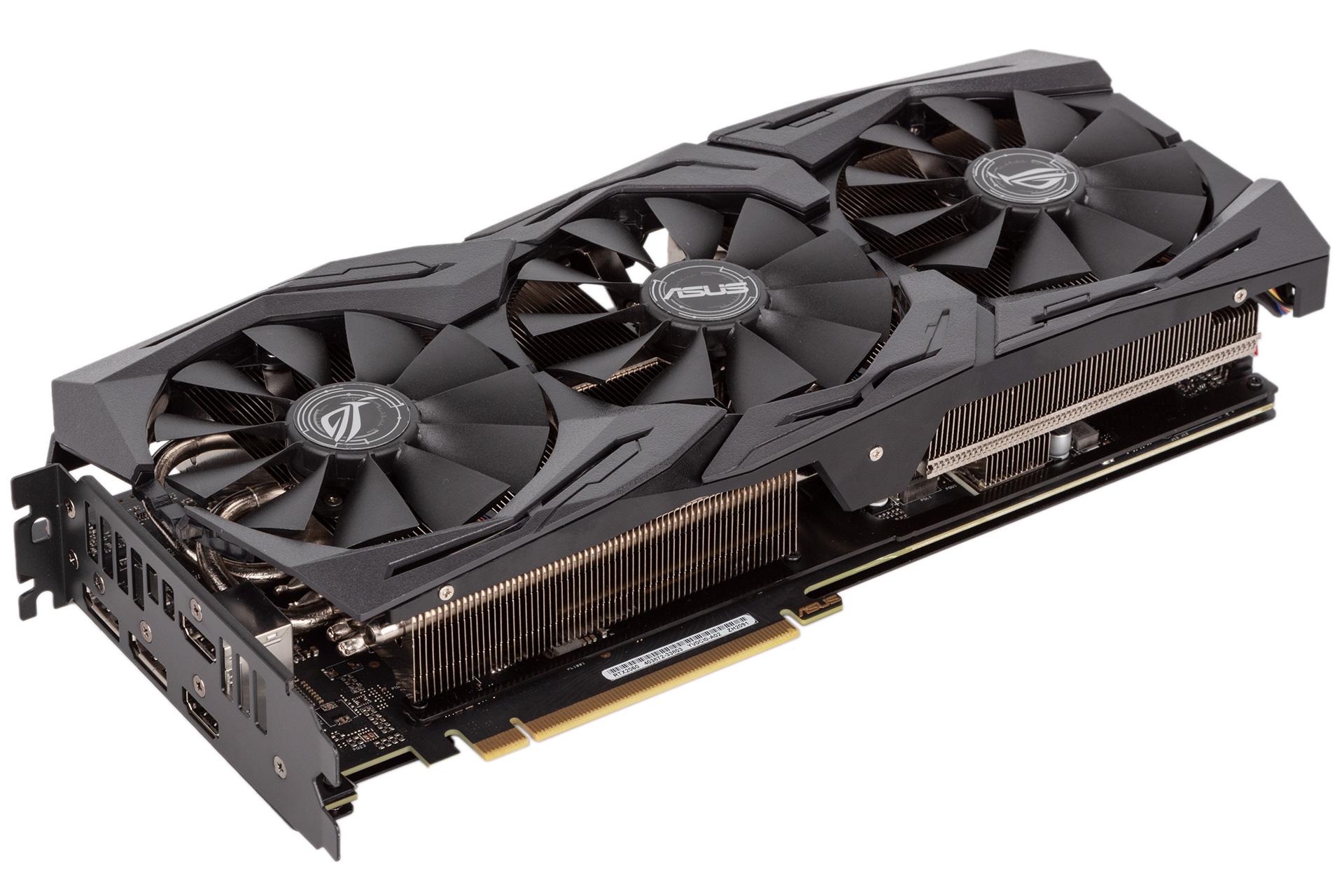 Asus GeForce RTX 2060 ROG Strix OC Review | bit-tech net