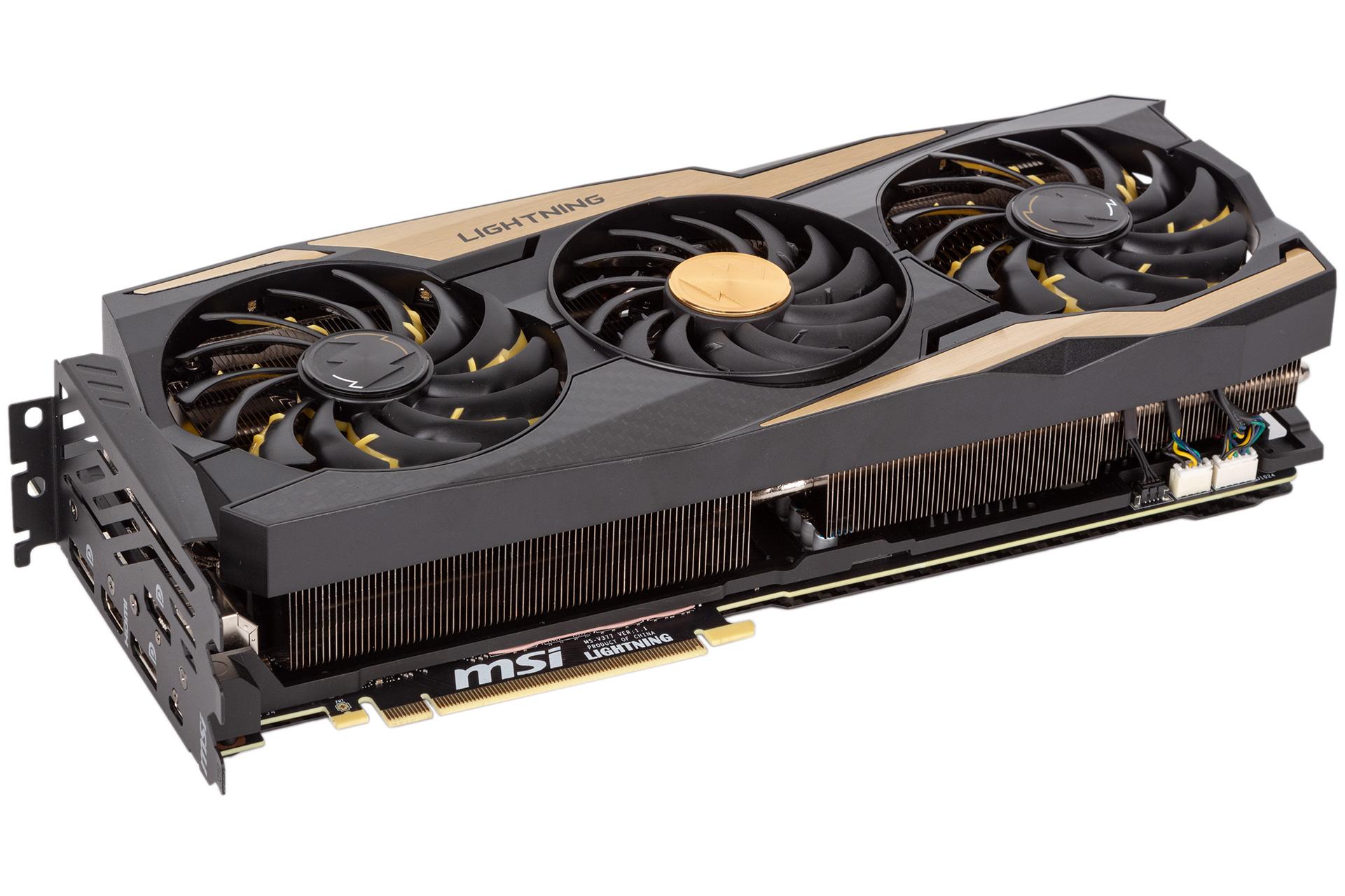 MSI GeForce RTX 2080 Ti Lightning Z Review | bit-tech net