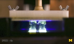 New techniques boost 3D printing speed a hundredfold