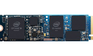 Intel marries 3D XPoint, 3D NAND for Optane H10