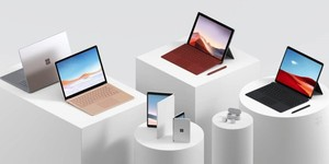 Microsoft announces new Surface devices