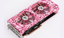 HIS makes a comeback with Pink and Blue Army series of graphics cards