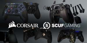 Corsair buys controller manufacturer, SCUF Gaming