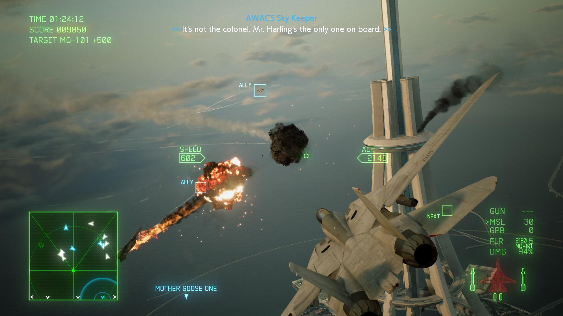 Ace Combat 7: Skies Unknown Review | bit-tech net