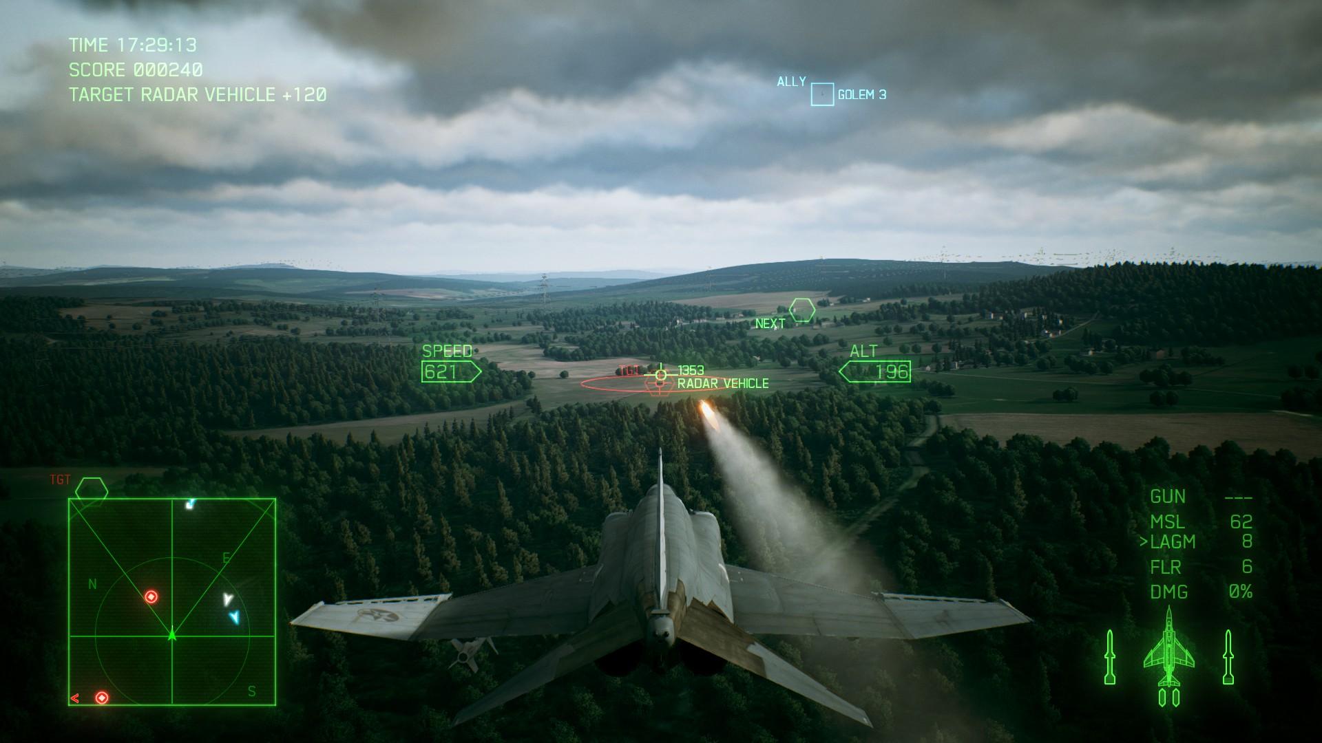 Ace Combat 7: Skies Unknown Review   bit-tech net