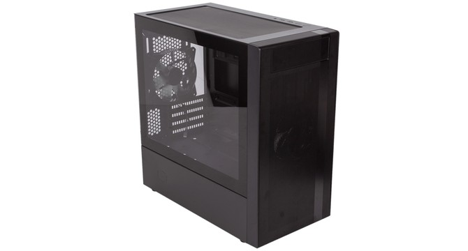 Cooler Master MasterBox NR400 Review