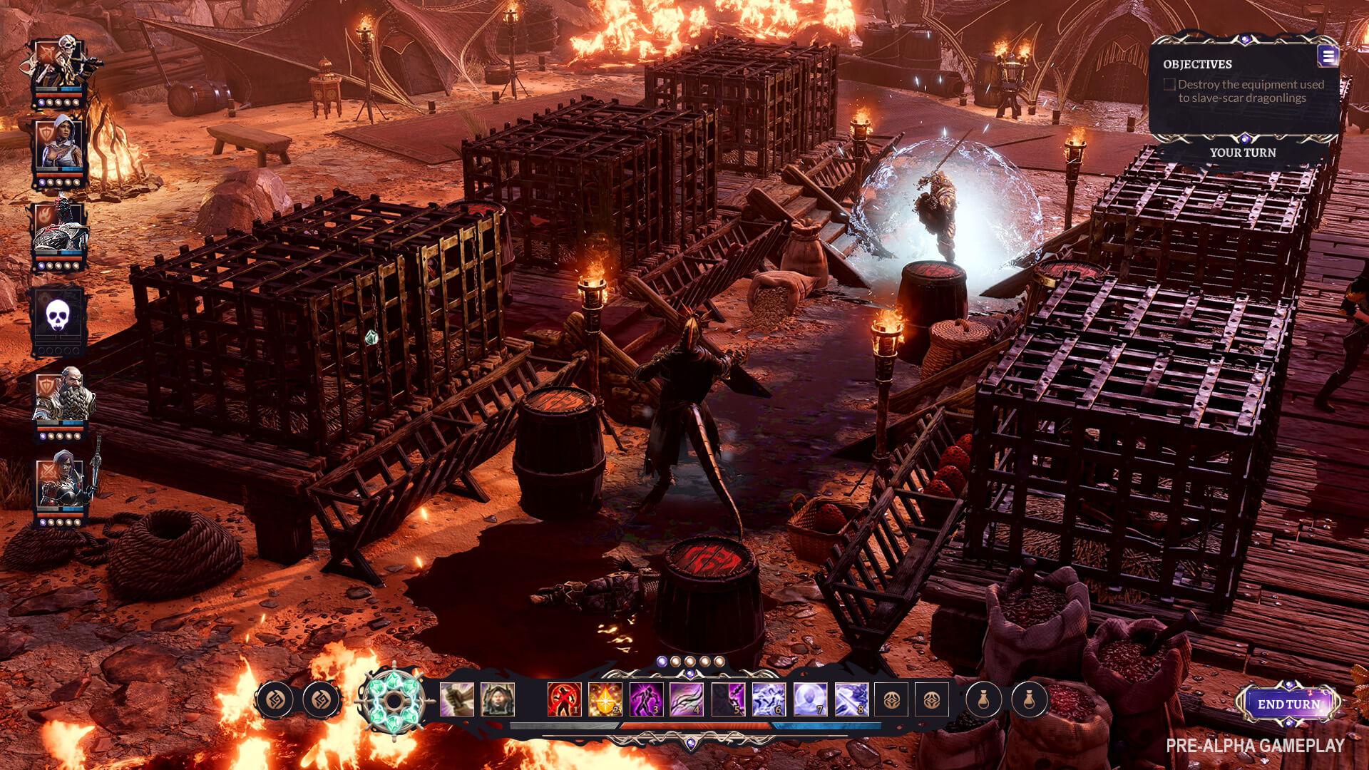 Divinity: Fallen Heroes Interview with Larian Studios | bit