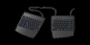 Kinesis targets gamers with Freestyle Edge mechanical keyboard