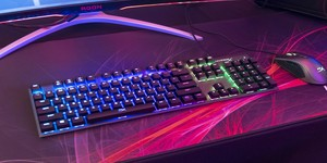 HyperX showcases new mouse and keyboard