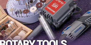 The Modding Toolbox: A Guide to Rotary Tools