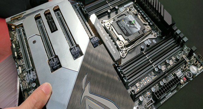 Asus Interview: Kris Huang (ROG Senior Director for Motherboards and Peripherals)