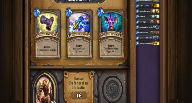 Hearthstone's Dungeon Run Is a Fresh and Exciting Addition