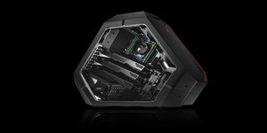 Alienware flirts with component product launches