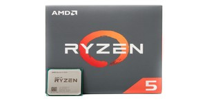 AMD Ryzen 5 2600 Review