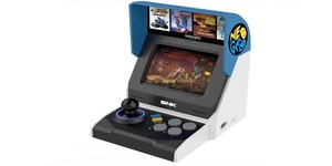 SNK announces Neo Geo Mini console