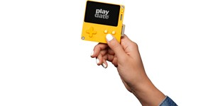 Panic unveils Playdate handheld console